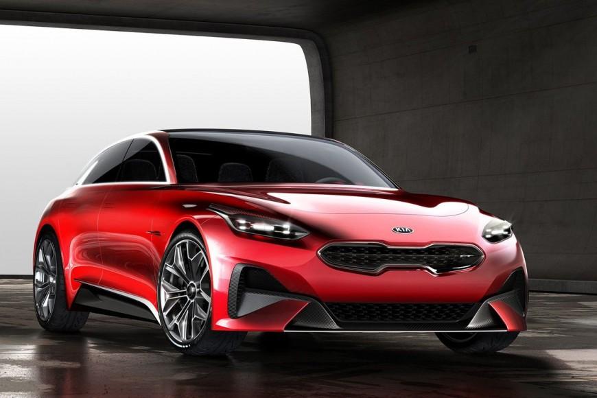 Le concept Kia Pro Cee'd